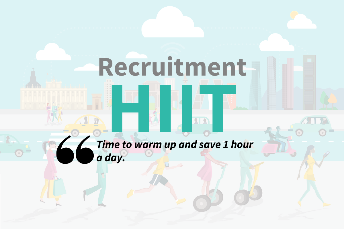 Welcome to Recruitment HIIT