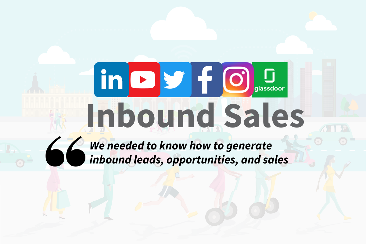 Inbound Sales for Recruiters and Recruitment